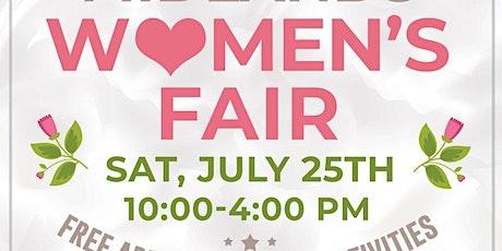4th Annual Midlands Women's Fair tickets