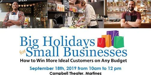 Big Holidays for Small Businesses