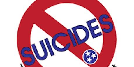 QPR  (Question Persuade & Refer) Suicide Awareness Training tickets