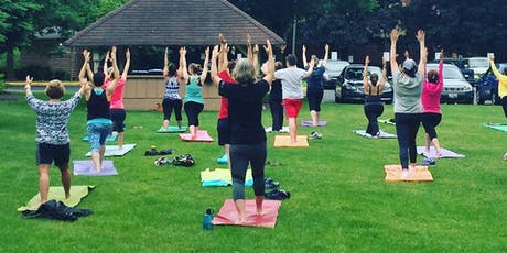 Outdoor Yoga @ the Grove tickets