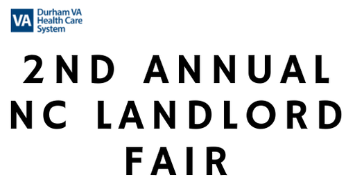 2nd Annual NC Landlord and Information Fair