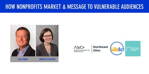 SIG: How Nonprofits Market & Message to Vulnerable Audiences