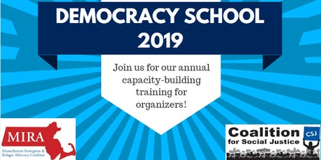 Democracy School: Southeastern Mass. tickets