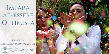 Impara ad essere ottimista. Scopri come apprendere l'ottimismo - Roma biglietti