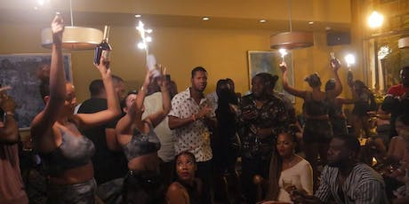 Afro Int'l Dance Party- Afrobeat, HipHop, Reggae, Soca tickets