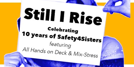 STILL I RISE tickets