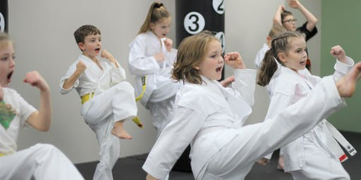 FREE Kids Beginners Martial Arts Workshop