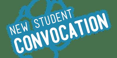 CSUSB New Student Convocation 2019