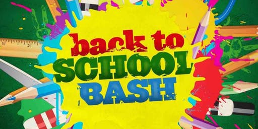 Back to School Bash 2019 - (Exclusively for Bangor Downs Residence only)