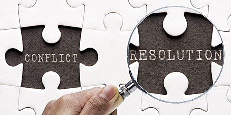 Conflict Resolution Strategies: Getting Along in the Workplace tickets