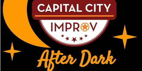 Capital City Improv-After Dark (Ages 18 & Up) tickets