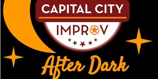 Capital City Improv-After Dark (Ages 18 & Up)