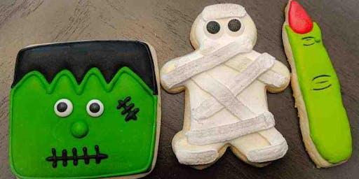 Halloween Cookie Class