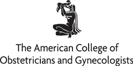 ACOG Opioid Use Disorder Presentation - OCMA (Orange County) tickets