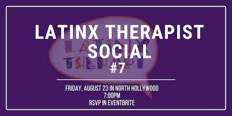 Latinx Therapist Social #7 tickets