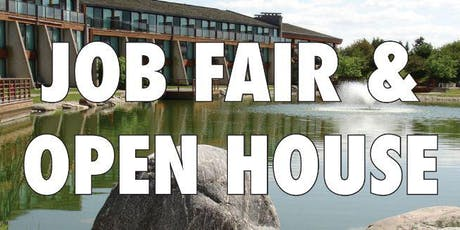 Job Fair & Open House tickets