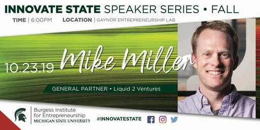 Innovate State, with Mike Miller