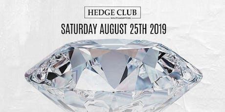 Good Life Saturdays at Hedge Club Southhampton August 24th 2019 tickets