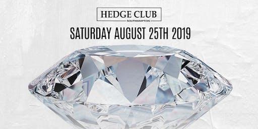 Good Life Saturdays at Hedge Club Southhampton August 24th 2019