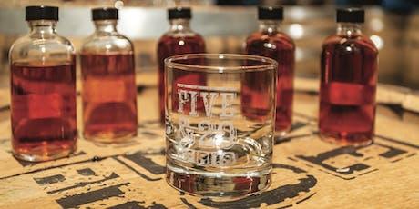 Whiskey Barrel Tasting tickets