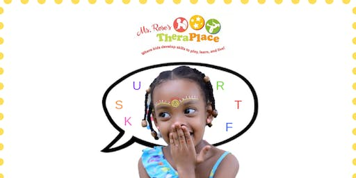Free Parent Workshop: What's Normal for Speech & Language