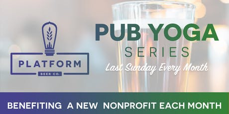 Platform Pub Yoga Series tickets