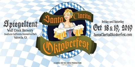 2019 SANTA CLARITA OKTOBERFEST  tickets