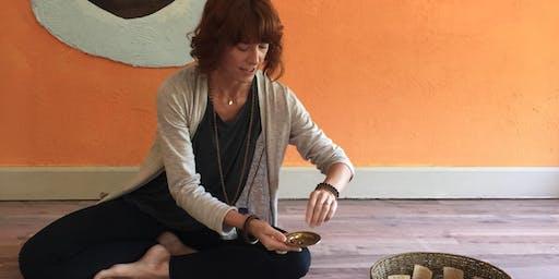 New Moon Mala Bracelet Workshop