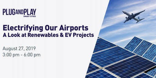 Electrifying Our Airports: A Look at Renewables & EV Projects