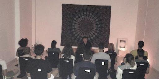Meditacion Para el Despertar en Barcelona! @meditandoporelmundo