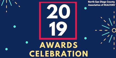 2019 Awards Celebration tickets
