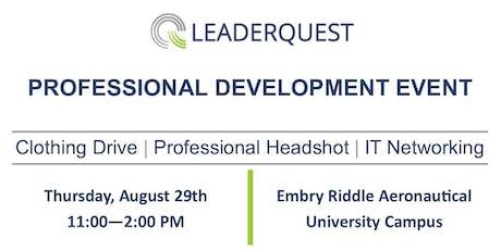 LeaderQuest Professional Development Event tickets