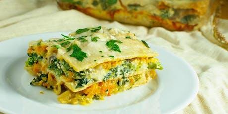 Lasagna, Made Vegan & GF tickets
