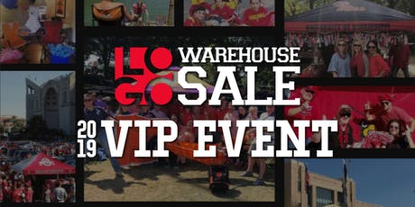 Logo Brands VIP Shopping Event 2019 tickets