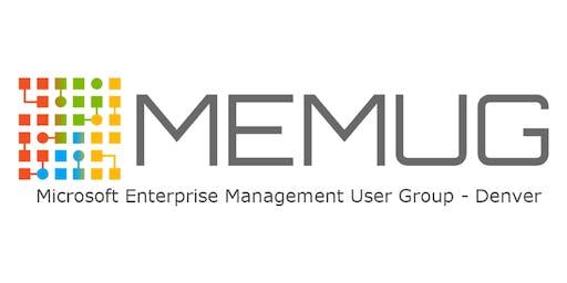 MEMUG August 2019 Meetup - Building PowerShell GUIs