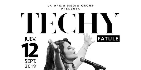 Techy Fatule Live @ Tribeca Lounge tickets