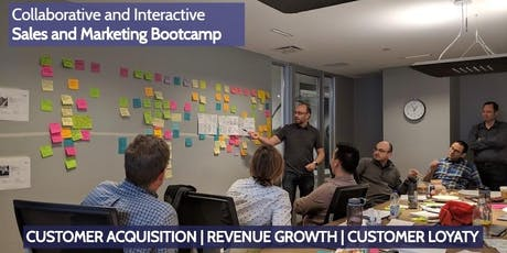Sales and Marketing Bootcamp for Local Businesses - Chapter 1: Innisfil tickets