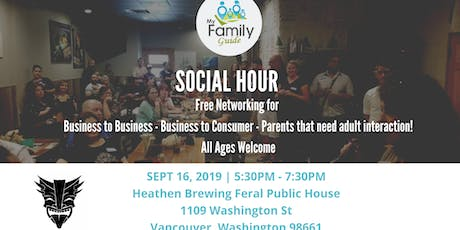 Social Hour with My Family Guide (September) tickets