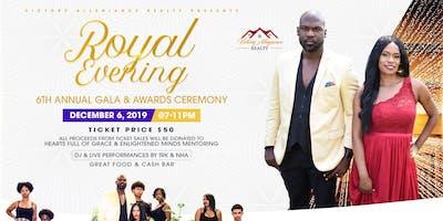 6th Annual Christmas Gala.. A Royal Evening