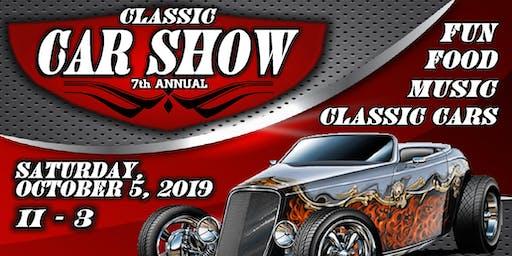 Northgate Christian Church 7th Annual Classic Car Show