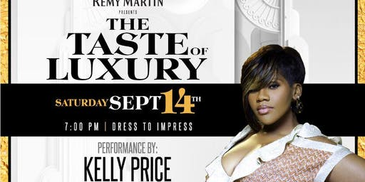 Remy  Martin Presents: The Taste of Luxury