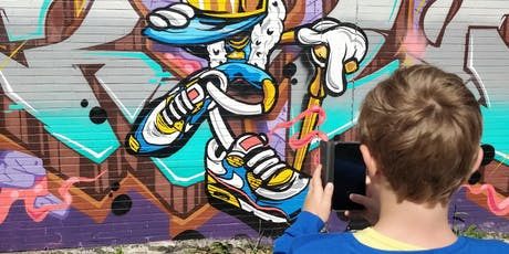 Street Art Antwerp Berchem Tour  tickets