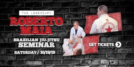 Roberto Maia BJJ Seminar