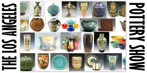 The 21st Annual Los Angeles Pottery Show 2020