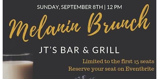 Melanin Brunch - JT's Bar & Grill