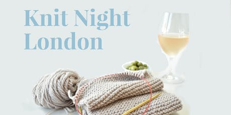 Row House Knit Night - London - 25th September tickets