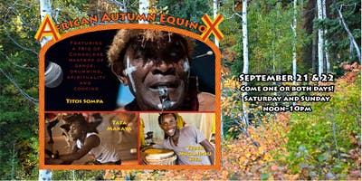 African Autumn Equinox: A Body, Mind & Soul Celebration