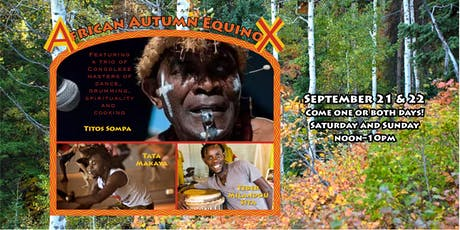 African Autumn Equinox: A Body, Mind & Soul Celebration tickets