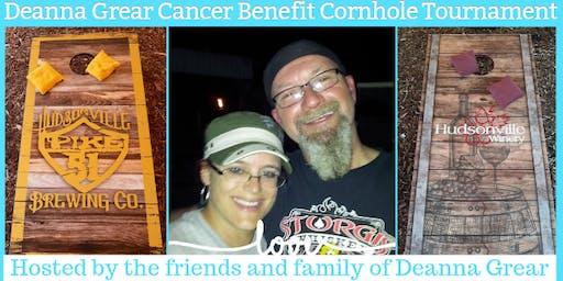 Deanna Grear Cancer Benefit Cornhole Tournament