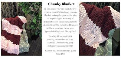 Cozy Chunky Blanket